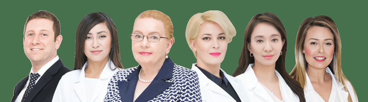 new-derma-med-team