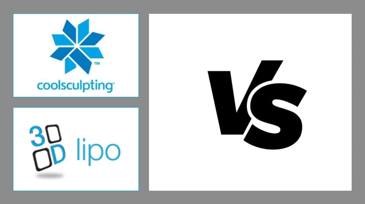 CoolSculpting vs 3D Lipo